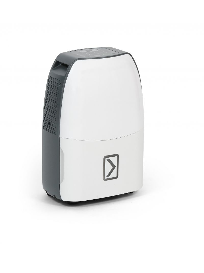 Dezumidificator Trotec TTK40e, 14 litri/zi, 100 mc/ora, display si control digital, timer, auto restart, indicator umiditate la pret bun