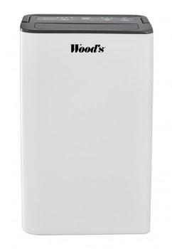 Woods MDK13 este un dispozitiv silentios, cu afisaj electronic si capacitate normala de dezumidificare, bun pentru case cu cel mult 60mp.